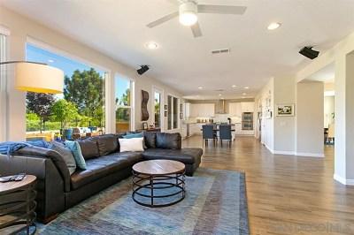 Carlsbad Single Family Home For Sale: 3465 Corte Selva
