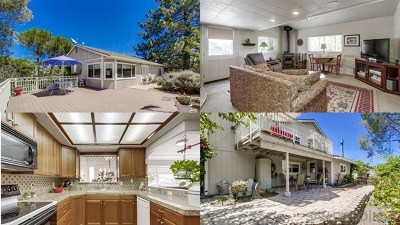 Alpine CA Single Family Home For Sale: $599,999