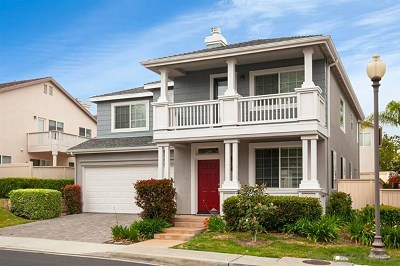 San Diego Single Family Home For Sale: 2846 W Canyon Ave