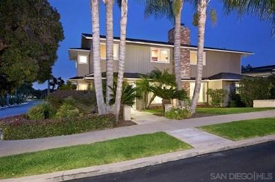 San Diego Single Family Home For Sale: 1245 Alexandria
