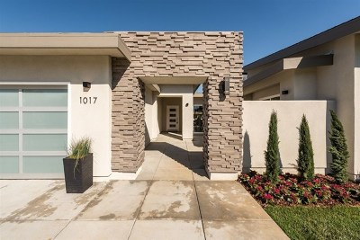 San Marcos Single Family Home For Sale: 1017 San Pablo Dr