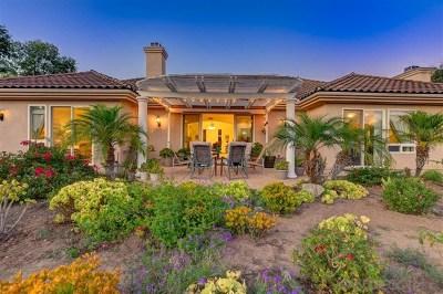 Escondido Single Family Home For Sale: 2075 Zlatibor Ranch Rd