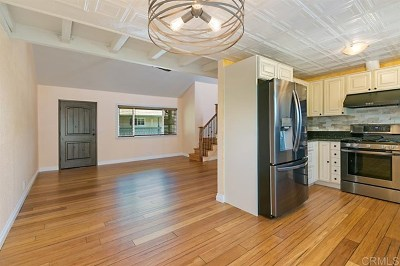 Carlsbad Condo/Townhouse For Sale: 318 Juniper Ave. #7