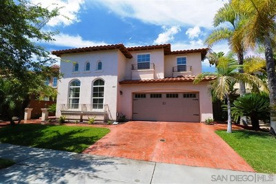Chula Vista Single Family Home For Sale: 1839 Meeks Bay Dr