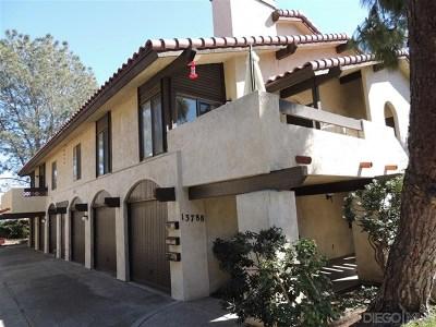 Del Mar Condo/Townhouse For Sale: 13788 Ruette Le Parc #D