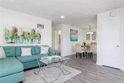 Oceanside Condo/Townhouse For Sale: 4117 Tiberon Drive