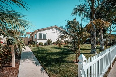 Escondido Single Family Home For Sale: 514 W 10th Ave