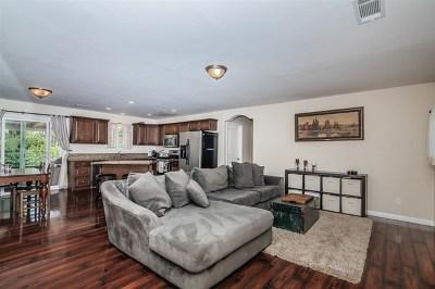 Escondido Single Family Home For Sale: 1812 Harmony Grove Rd