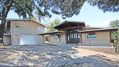 Escondido Single Family Home For Sale: 1158 Hubbard Ave