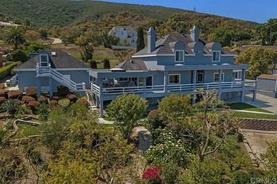 San Marcos Single Family Home For Sale: 1737 La Plaza