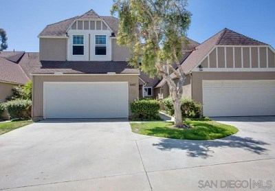 Carlsbad Condo/Townhouse For Sale: 4481 Gladstone Ct,