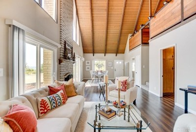 El Cajon Single Family Home For Sale: 2080 Eula Lane