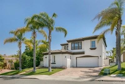Chula Vista Single Family Home For Sale: 1437 S Creekside Dr