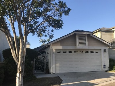 Oceanside Single Family Home For Sale: 2406 Solazar