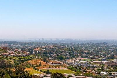 La Mesa Single Family Home For Sale: 4260 Eastridge Dr