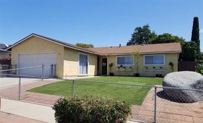 Oceanside Single Family Home For Sale: 556 Arthur Ave