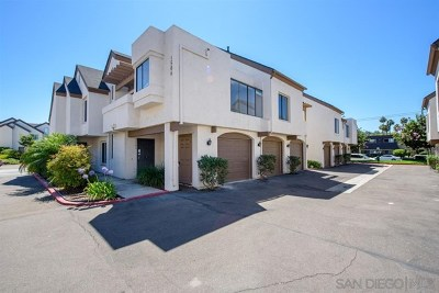 El Cajon Condo/Townhouse For Sale: 1506 Granite Hills Dr #A