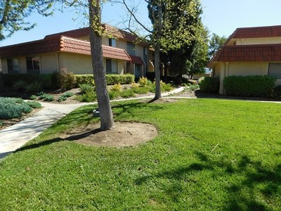 San Marcos Condo/Townhouse For Sale: 582 Beverly Place
