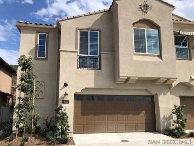 Carlsbad Single Family Home For Sale: 3151 Salina Road