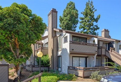 Chula Vista Condo/Townhouse For Sale: 1685 Melrose Avenue J