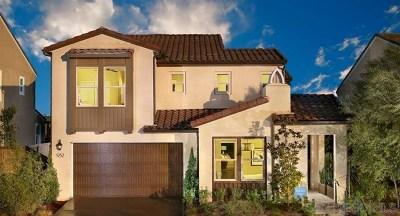 Chula Vista Single Family Home For Sale: 931 Camino Aldea