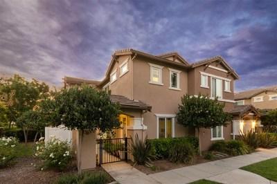 San Marcos Condo/Townhouse For Sale: 354 Borden Road