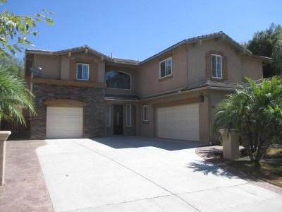 Chula Vista CA Single Family Home For Sale: $760,000