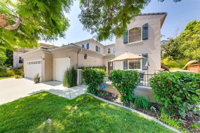 San Marcos Single Family Home For Sale: 2138 Coast Ave