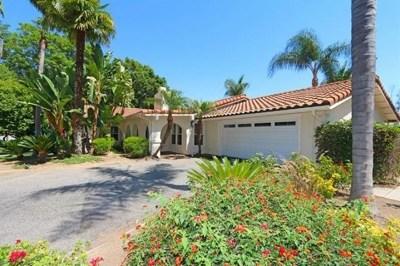 Fallbrook Single Family Home For Sale: 315 Via Soplador
