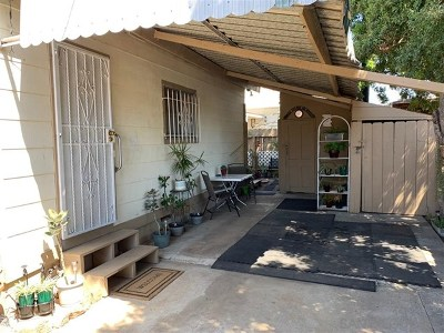 San Diego Single Family Home For Sale: 3611 46th Street