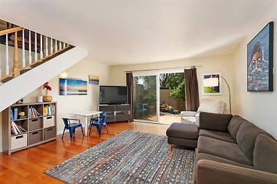Encinitas Condo/Townhouse For Sale: 1765 Greentree Rd