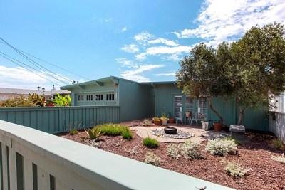 Del Mar Single Family Home For Sale: 2320 Coast Blvd