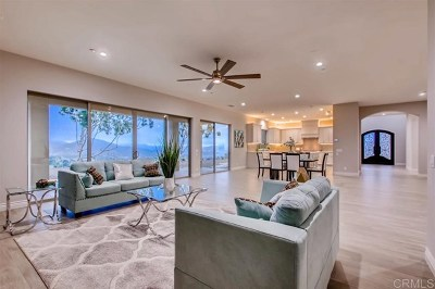 Fallbrook Single Family Home For Sale: 3562 Yucca Way