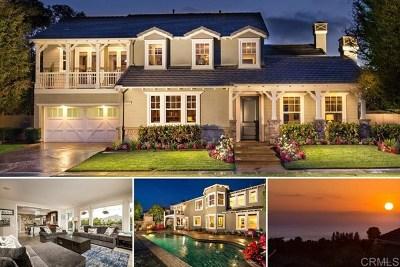 Carlsbad Single Family Home For Sale: 7031 Heron Circle