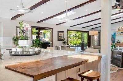 Rancho Santa Fe Single Family Home For Sale: 5117 El Secreto