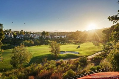 San Diego Single Family Home For Sale: 17217 Turf Club Drive