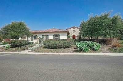 San Diego Single Family Home For Sale: 14245 Caminito Lazanja