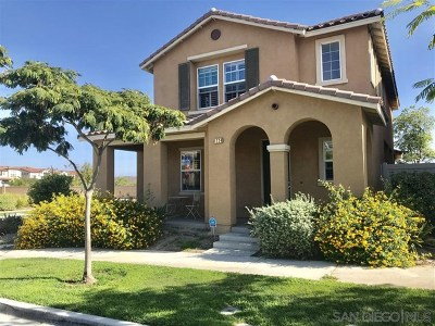 Chula Vista Single Family Home For Sale: 1224 Los Olivos St
