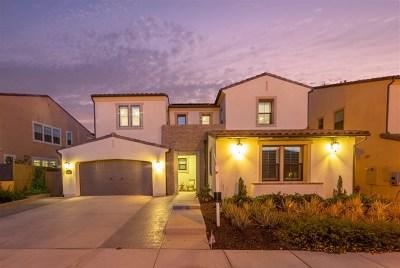 San Diego Single Family Home For Sale: 16555 Edgehill Road