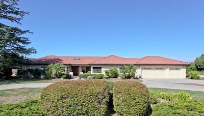 Fallbrook Single Family Home For Sale: 653 Tumble Creek Ln