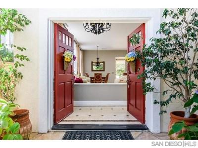 San Diego Single Family Home For Sale: 5091 Ruette De Mer