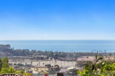 Del Mar Condo/Townhouse For Sale: 3361 Caminito Luna Nueva