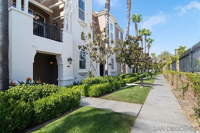 San Diego Condo/Townhouse For Sale: 2175 Historic Decatur Road #26