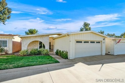 Oceanside Single Family Home For Sale: 3837 Cinnamon Way