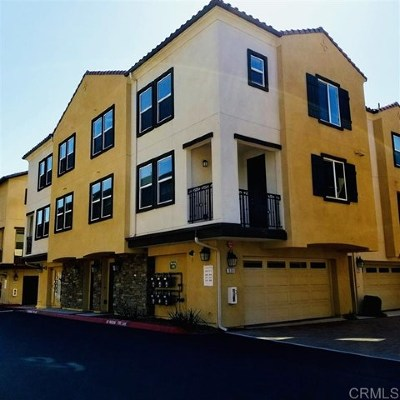San Marcos Condo/Townhouse For Sale: 309 Mission Villas Road
