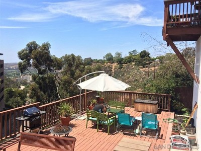 San Diego CA Multi Family Home For Sale: $990,000