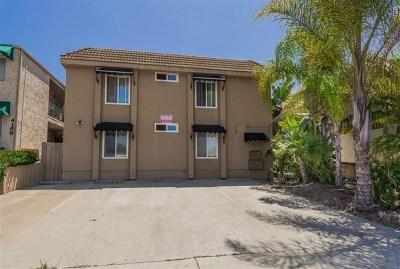 San Diego Condo/Townhouse For Sale: 4165 Alabama #3