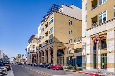Oceanside Condo/Townhouse For Sale: 301 Mission Ave #502