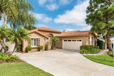 Carlsbad Single Family Home For Sale: 6606 Towhee Ln