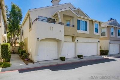 San Diego Condo/Townhouse For Sale: 11883 Spruce Run Dr #B
